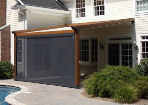 Retractable Pergola Awnings Pittsburgh Pa Deck King Usa