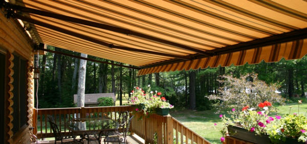Retractable Awnings 8700 Series