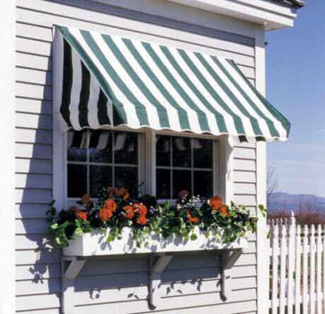 Window and Door Canopies & Window and Door Canopis | Pittsburg PA | Deck King Awnings