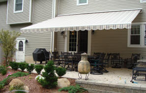 Durasol Retractable Awnings Pittsburgh Pa Deck Kng